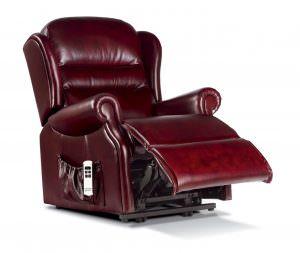 Sherborne Small Ashford Leather Riser Recliner chair