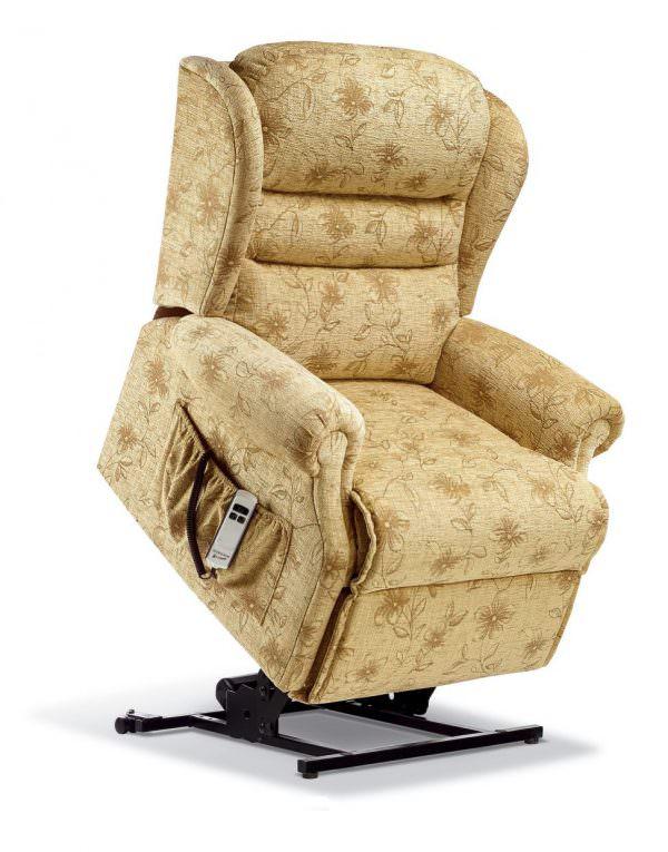 Sherborne Ashford Royale Fabric Riser Recliner chair
