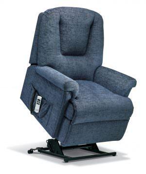 Sherborne Milburn Royale Fabric Riser Recliner chair