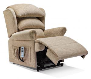 Sherborne Small Windsor Fabric Riser Recliner chair