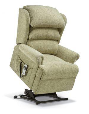 Sherborne Windsor Royale Fabric Riser Recliner chair