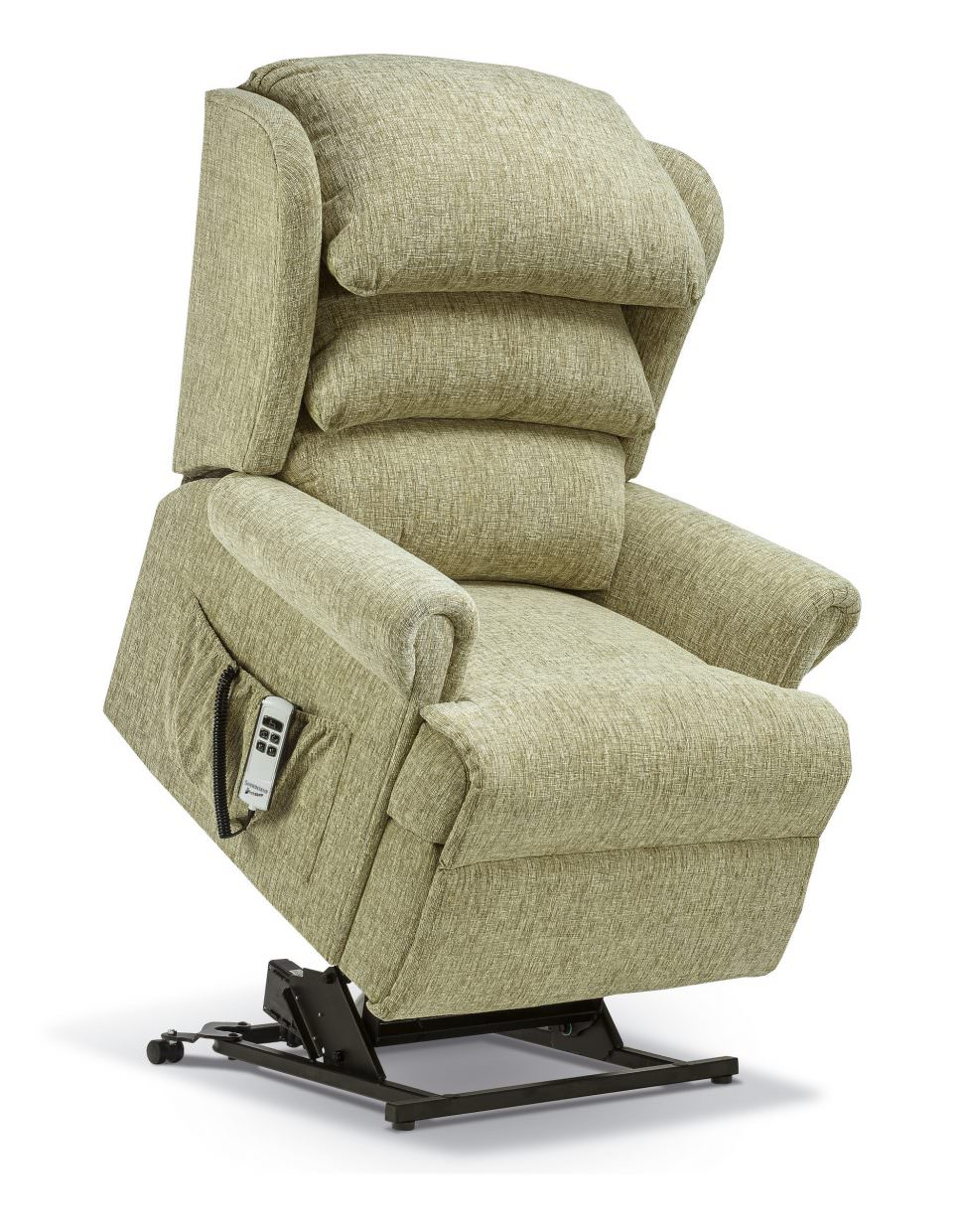 Sherborne Windsor Royale Fabric Rise Amp Recliner Chairs
