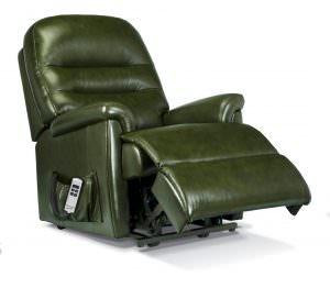 Sherborne Standard Keswick Leather Riser Recliner chair