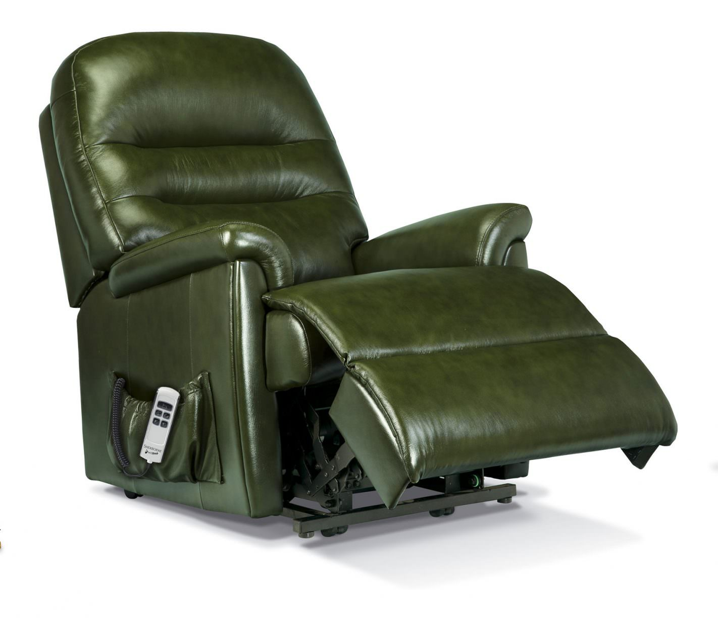 Sherborne Standard Keswick Leather Rise Amp Recliner Chairs