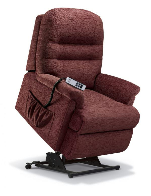 Sherborne Keswick Royale Fabric Riser Recliner chair
