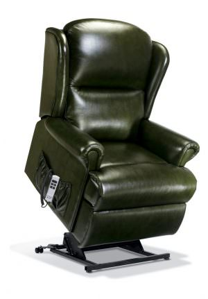 Sherborne Malvern Royale Leather Riser Recliner chair