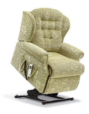 Sherborne Lynton Petite Fabric Riser Recliner chair
