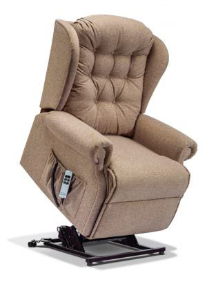 Sherborne Lynton Royale Fabric Riser Recliner chair