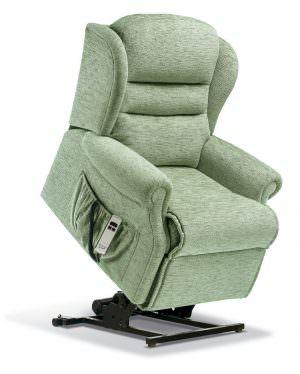 Sherborne Ashford Petite Fabric Riser Recliner chair