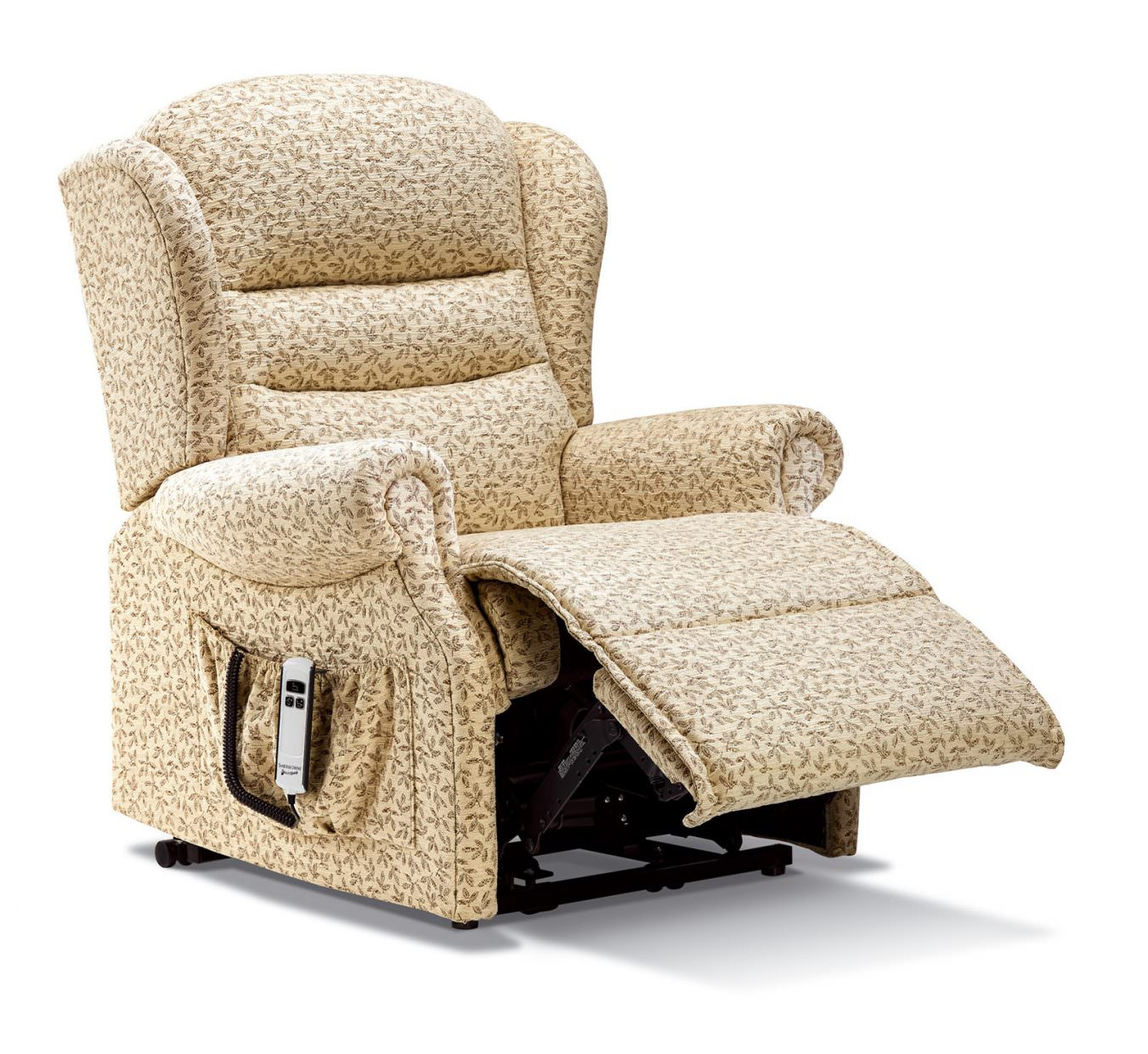Sherborne Small Ashford Fabric Rise Amp Recliner Chairs