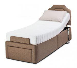 2'6' Sherborne Dorchester Electric Adjustable Bed