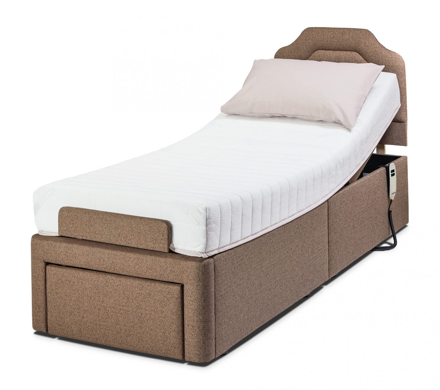 2 6 Sherborne Dorchester Electric Adjustable Bed