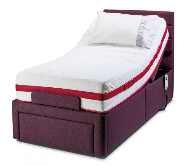 3' Sherborne Dorchester Electric Adjustable Bed