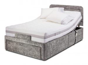 4' Sherborne Dorchester Electric Adjustable Bed