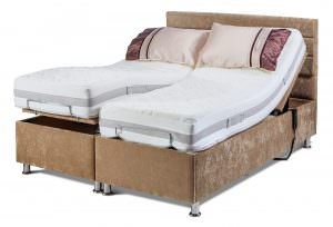 5' Sherborne Hampton Electric Adjustable Bed