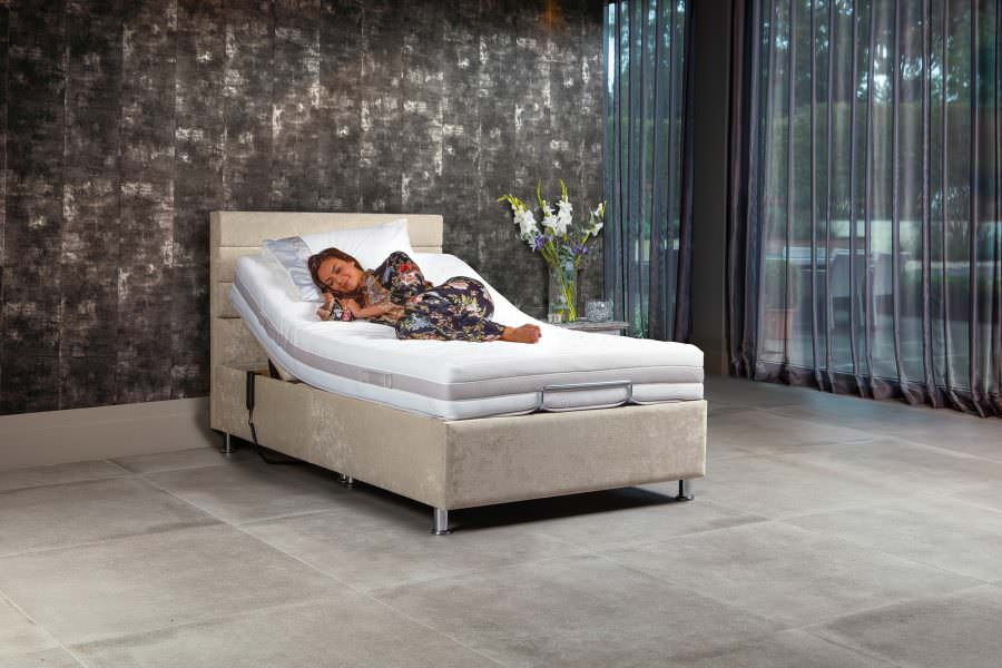 4' Sherborne Hampton Electric Adjustable Bed