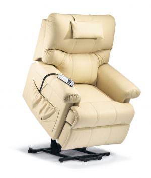 Sherborne Norvik Leather Riser Recliner chair