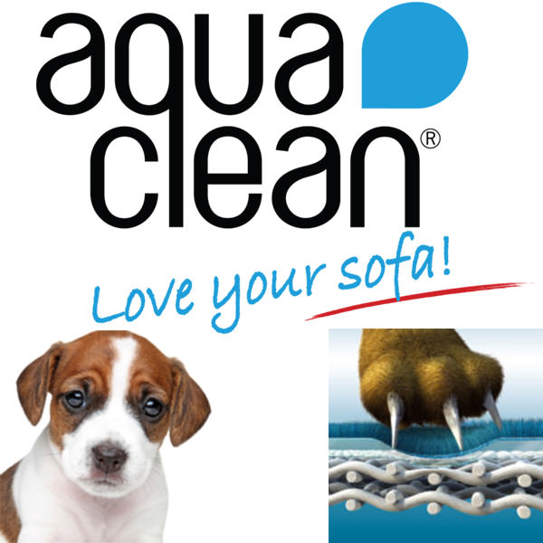 Aqua Clean fabric chair protection