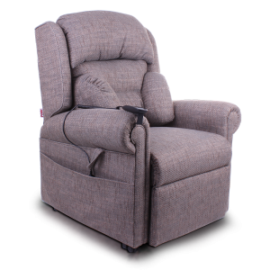 Pride Essex Fabric Riser Recliner chair