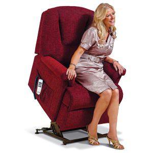 Sherborne Milburn Fabric Chairs