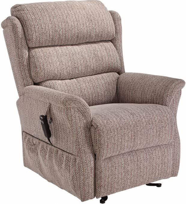 Cosi Chair Hamble Fabric Rise And Recliner Chair