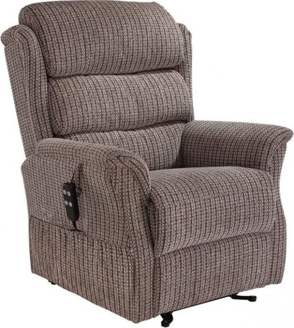 Cosi Chair Heddon Fabric Riser Recliner chair