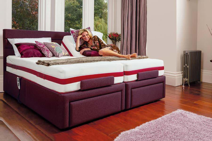 6' Sherborne Dorchester Electric Adjustable Bed