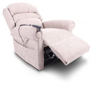 Pride Sussex Fabric Riser Recliner chair