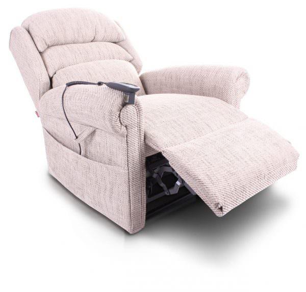 Pride Sussex Fabric Riser Recliner chair