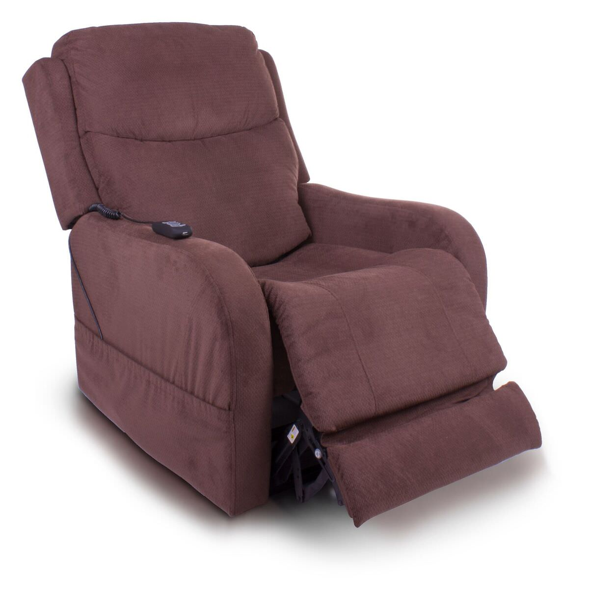 Pride Winchester Fabric Rise And Recliner Chair