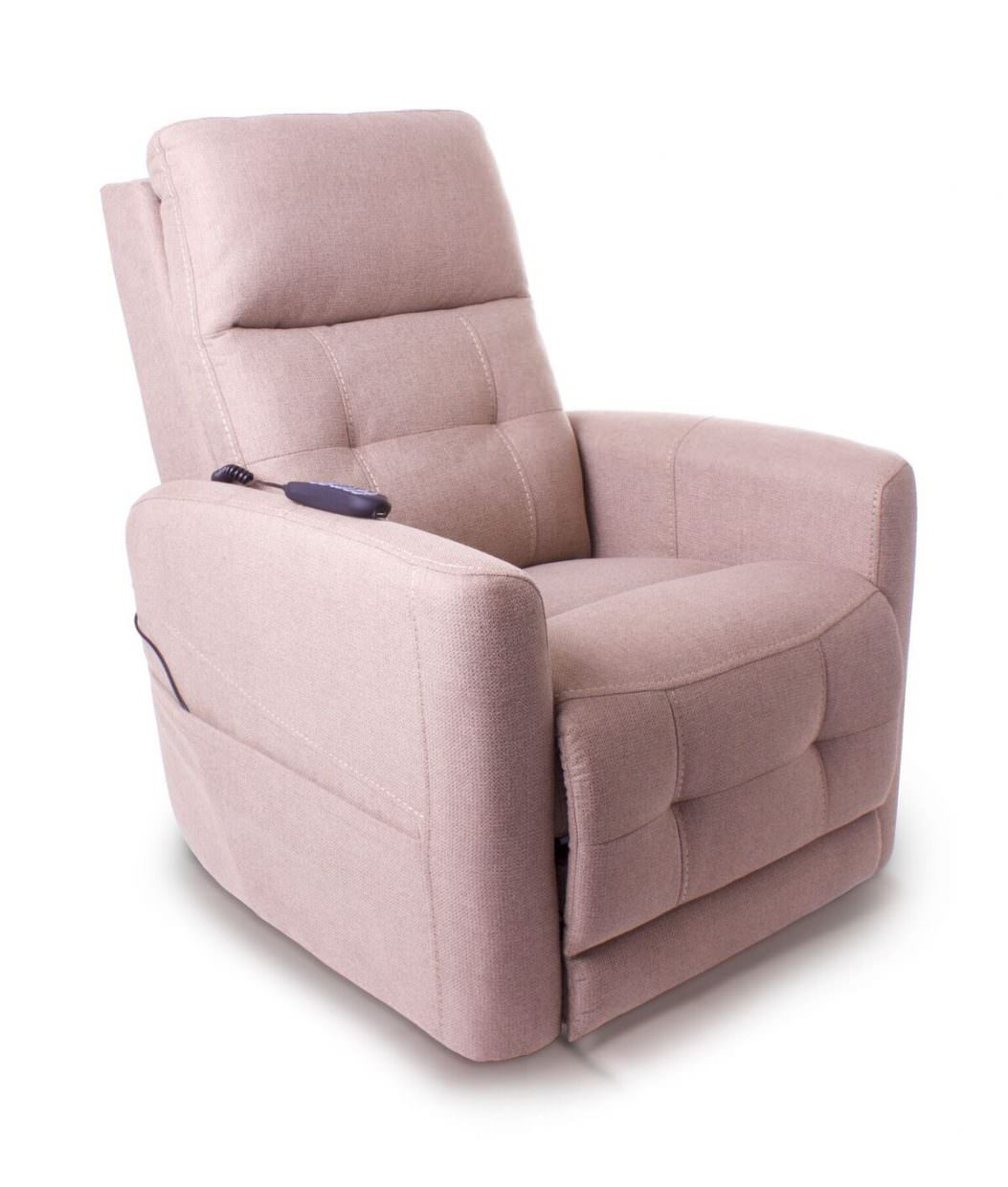 Pride Westminster Fabric Rise And Recliner Chair