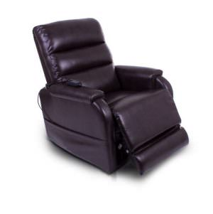 Pride Wendover Leather Rise & Recliner Chair